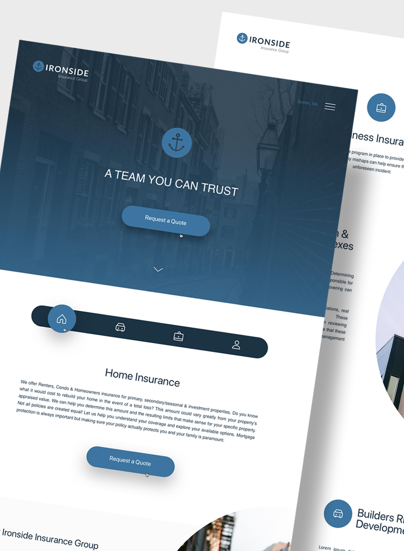 Web Design Projects Rockable Design